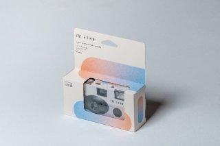 NINM Lab | I'M Fine Single Use Camera | フィルムカメラ