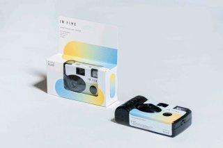 NINM Lab | I'M Fine Single Use Camera - Summer Planet Edition | フィルムカメラ
