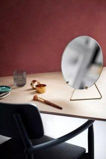 MOEBE   STANDING MIRROR (brass) 30cm   卓上ミラー/鏡
