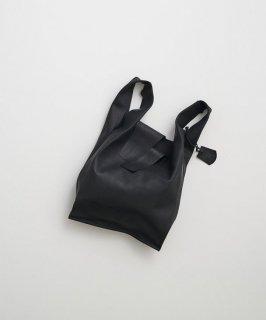 REN | ゴートベロア・レジブクロミニ (black) | バッグ【レン 無地 シンプル レザーバッグ】