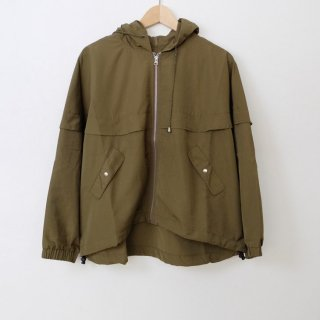 KELEN (ケレン) | Cape Like Hoodie Jacket