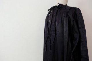 the last flower of the afternoon | 夜一夜の back ribbon dress (navy) | ワンピース【オシャレ きれいめ シンプル】