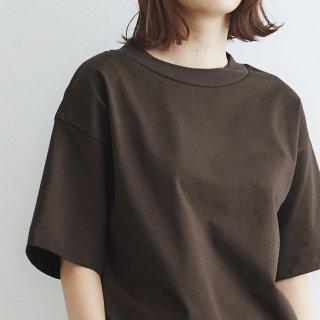 Cion | コットンビッグTシャツ | トップス【無地 シンプル ナチュラル】