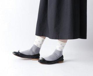French Bull (フレンチブル) | フェザーソックス | ソックス【シンプル 可愛い 靴下】
