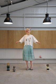 bedsidedrama | Foreign Ballloon Skirt (noon) | スカート【送料無料 ベッドサイドドラマ レディース モード系】