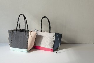 TRICOTE | コードステッチトートバッグ | バッグ【トリコテ メッシュ かばん かわいい】