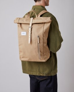 SANDQVIST | DANTE (beige) | バッグ【北欧 シンプル スウェーデン リュック】