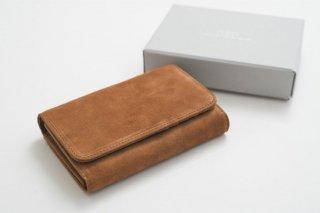 REN   スモーク・L型ウォレット (camel)   財布