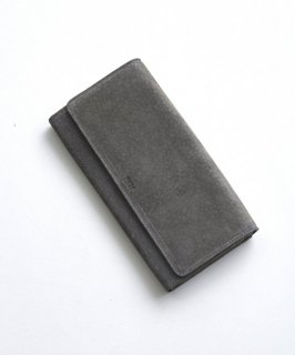 REN   スモーク・バンクウォレット (dark gray)   財布