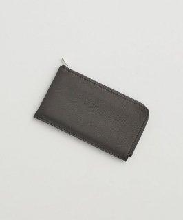 REN   バブルカーフ・アドレスエルウォレット (mattegray)   レザー財布