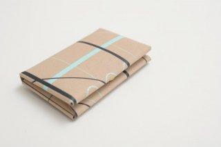 TRICOTE | ランダムラインカードケース (mint) 【トリコテ リサイクルレザー ケース 収納 かわいい】