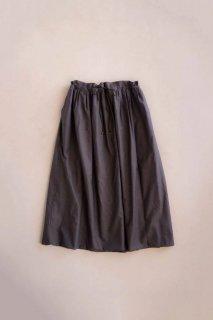 hatsutoki | petal ギャザースカート (ソイル) | スカート