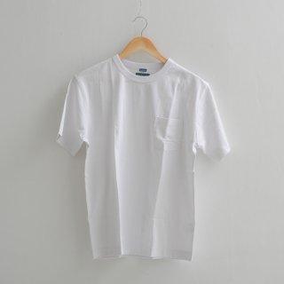 ASEEDONCLOUD | Handwerker HW T-shirt (white) size L | Tシャツ アシードンクラウド ハンドベーカー
