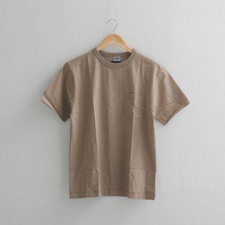 ASEEDONCLOUD | Handwerker HW T-shirt (khaki) size L | Tシャツ アシードンクラウド ハンドベーカー