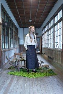 bedsidedrama | Himmeli Quilt Skirt (black) | 送料無料 スカート レディース お洒落