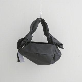 POMTATA (ポンタタ)   CANDY TOTE M (black)   トートバッグ 定番 人気 コットン ナイロン