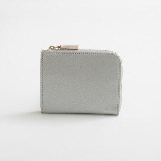 POMTATA (ポンタタ) | HAK L Zip Short Wallet (ice) | 財布 ショートウォレット国産 レザー