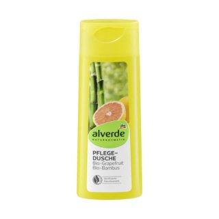 アルヴェルデ シャワージェル<br>オーガニックグレープフルーツ&バンブー<br>250 ml
