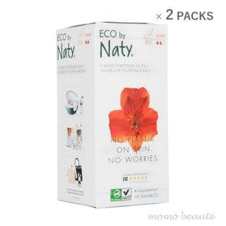 ナティ<br>パンティライナー(普通) 32枚×2箱