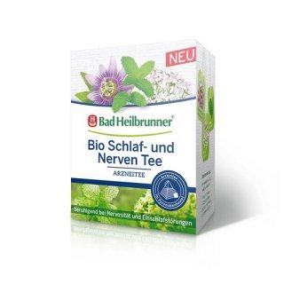 【オーガニック】Bad Heilbrunner(バードハイルブルンナー)<br>メディカルハーブティ《心地よい睡眠》