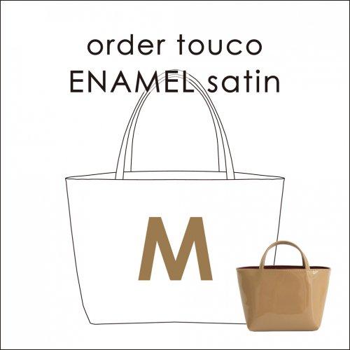 order touco ENAMEL satin M