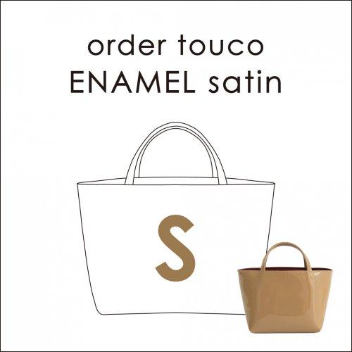 order touco ENAMEL satin S