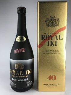 ロイヤル壱岐 40 玄海酒造 720ml