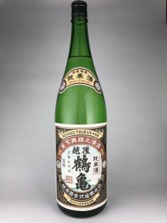 越後鶴亀 純米酒 1800ml