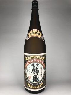 越後鶴亀 純米吟醸 1800ml