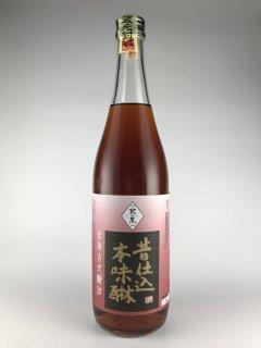 昔仕込 みりん(蔵ブランド) 甘強酒造 720ml