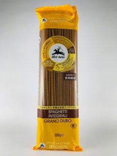 アルチェネロ 有機全粒粉スパゲッティ 500g