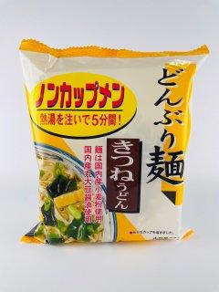 どんぶり麺・きつねうどん 77.3g