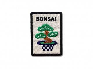 BONSAIワッペン(生成)