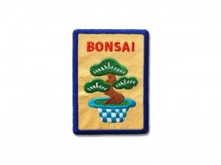 BONSAIワッペン(黄)