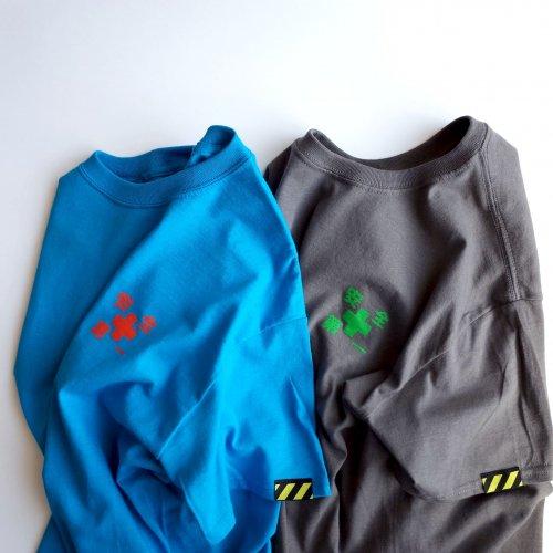 BOUSAI Tシャツ 青