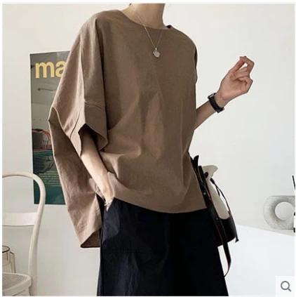 フィッシュテール 半袖 オーバーサイズ シャツ