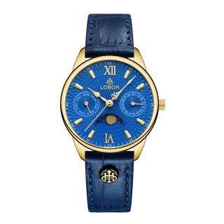 MERIDIAN SOLSTICE BLUE 33mm