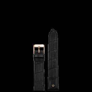 BLACK STRAP 16MM(ROSE)