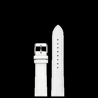 DYNASTY WHITE STRAP 16MM(SILVER)
