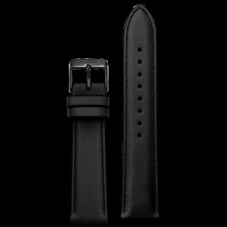 BLACK STRAP 20MM(BLACK)