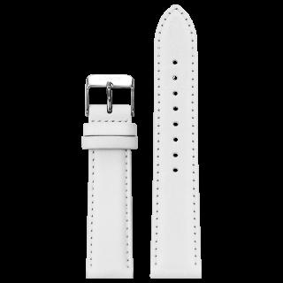 WHITE STRAP 20MM(SILVER)