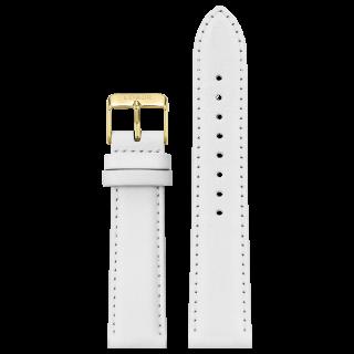 WHITE STRAP 20MM(GOLD)