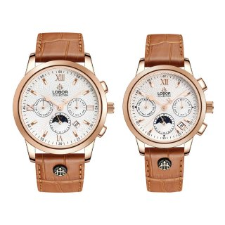 CELLINI S DES GUILDFORD BROWN PAIR