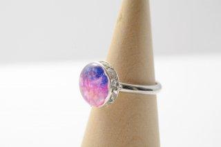 夜明けの海:指輪