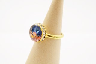 夜の華:指輪