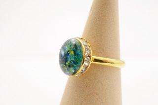 オーロラ(ゴールドver.):指輪