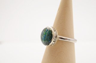 オーロラ(シルバーver.):指輪