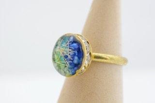 【Shopオリジナル】サグラダファミリア(寒色系):指輪
