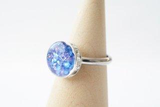 【初夏限定】紫陽花色の夜:指輪