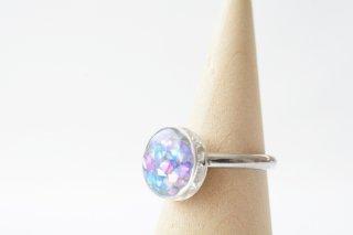 【初夏限定】紫陽花:指輪